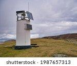 Shetland  Uk May 2 2021  An...