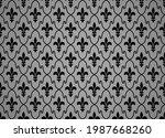 flower geometric pattern....   Shutterstock .eps vector #1987668260