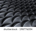 black metallic background with... | Shutterstock . vector #198776354