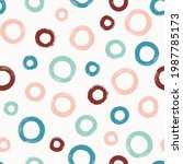 olorful seamless pattern with... | Shutterstock .eps vector #1987785173