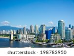 Beautiful View Of Vancouver ...