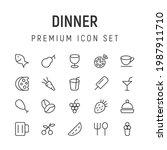 premium pack of dinner line...