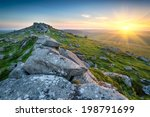 Sunset At The Top Of Kilmar To...