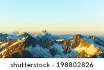 scenic alpine landscape with... | Shutterstock . vector #198802826