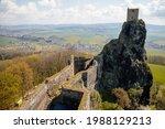 Medieval Gothic Castle Trosky...