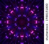 Abstract Creative Kaleidoscope...
