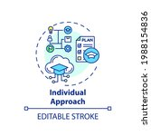 individual approach concept...   Shutterstock .eps vector #1988154836