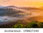Sunrise In Mist In Mocchau ...