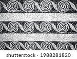 distress grunge vector texture...   Shutterstock .eps vector #1988281820