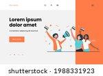 gay people celebrating pride....   Shutterstock .eps vector #1988331923