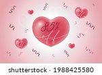 85 percent discount. 85  off.... | Shutterstock .eps vector #1988425580