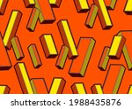 geometric shape  square ...   Shutterstock .eps vector #1988435876