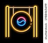 South Korea Gong Neon Light...