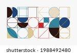 generative design artwork...   Shutterstock .eps vector #1988492480