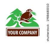 logo  emblem with an owl that...   Shutterstock .eps vector #1988680010