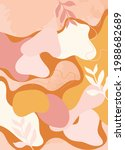 abstract art cover pattern flat ...   Shutterstock .eps vector #1988682689