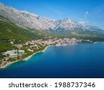 Amazing Seascape  Scenic Aerial ...