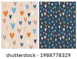 cute hand drawn irregular...   Shutterstock .eps vector #1988778329