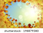 conceptual image with colorful... | Shutterstock . vector #198879380