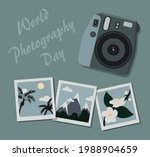 photography  world photography...   Shutterstock .eps vector #1988904659