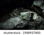 Graphite Ore In Mine  Mining...