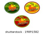 fruit bowl labels