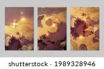 set of marble patterns....   Shutterstock .eps vector #1989328946