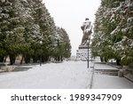 Dubna  Russia   January 5 2021  ...