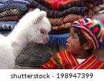 arequipa  peru   january 6 ...   Shutterstock . vector #198947399