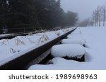 Old Abandoned Railway Line...