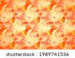 Hippie Background. Bright Tie....