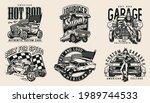 Custom American Cars Vintage...