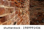 Curved Brick Wall For...