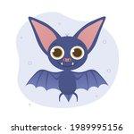 Bat. Flying Bats Halloween...