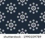 aztec style tribal ethnic...   Shutterstock .eps vector #1990109789