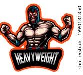 elements heavyweight esport... | Shutterstock .eps vector #1990131350
