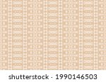 aged dyed textile. tan bohemian ... | Shutterstock . vector #1990146503