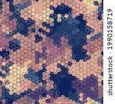 cool digital camouflage for...   Shutterstock .eps vector #1990158719