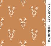 seamless background flower...   Shutterstock .eps vector #1990164026