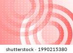 template for cover  flyer.... | Shutterstock .eps vector #1990215380