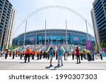 London  Uk. 13th June 2021....