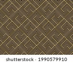 abstract geometric pattern with ... | Shutterstock .eps vector #1990579910