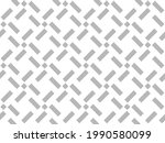 abstract geometric pattern. a... | Shutterstock .eps vector #1990580099