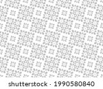 flower geometric pattern.... | Shutterstock .eps vector #1990580840