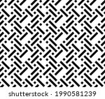 abstract geometric pattern. a... | Shutterstock .eps vector #1990581239