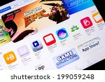 bucharest  romania   june 16 ... | Shutterstock . vector #199059248