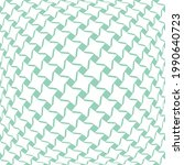 abstract geometric pattern. a... | Shutterstock .eps vector #1990640723