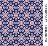very beautiful lattice seamless ...   Shutterstock .eps vector #1990686980