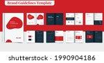 brand guideline template brand... | Shutterstock .eps vector #1990904186