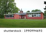 An Abandoned School House In...